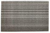"""Chilewich Skinny Stripe Shag Doormat, 28"""" x 18"""""""