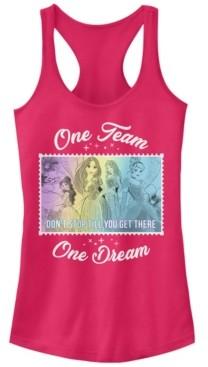 Disney Juniors' Princesses Team Dream Ideal Racerback Tank Top