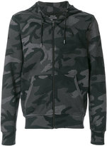 Polo Ralph Lauren hooded camouflage sweater