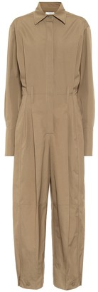 Givenchy Cotton twill jumpsuit