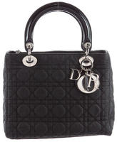 Christian Dior Nylon Medium Lady Bag