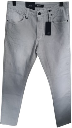 Neuw Grey Cotton - elasthane Jeans
