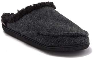 Muk Luks Faux Wool Clog Slipper