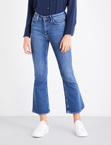 MiH Jeans Marty flared high-rise jeans