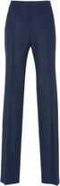 Paule Ka Flannel Wide Legged Trouser
