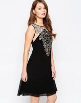 Little Mistress Applique Tunic Dress
