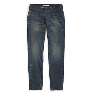 Tommy Hilfiger Men's Adaptive Seated Fit Jeans Adjustable Waist Magnet Buttons