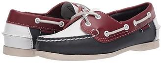 Sebago Jacqueline Spinnaker (Navy/Red/White) Women's Shoes