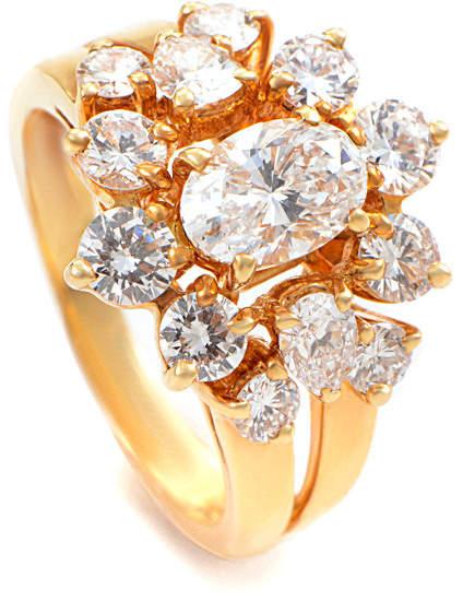 Chaumet Heritage  18K 2.25 Ct. Tw. Diamond Ring