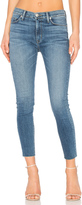 Hudson Barbara Frayed Hem Super Skinny
