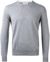 Brunello Cucinelli crew neck sweatshirt - men - Cotton - 50