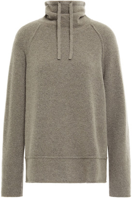James Perse Cashmere-blend Turtleneck Sweater