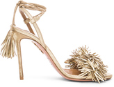 Aquazzura Leather Wild Thing Heels