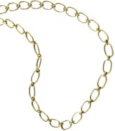 Irene Neuwirth Large Link Chain - 18'' - Yellow Gold