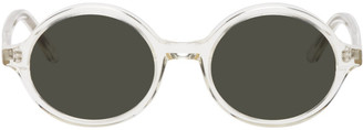 Han Kjobenhavn Transparent Doc Sunglasses