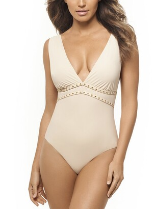 Amoressa Romancing The Stone Lupita One-Piece