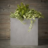 Williams-Sonoma Williams Sonoma Newport Concrete Planter, Large