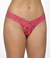 Hanky Panky Cross-Dyed Low-Rise Thong