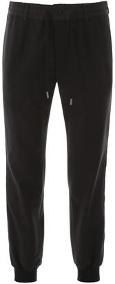 Dolce & Gabbana Stretch Jogging Pants
