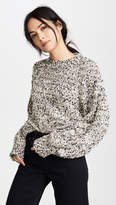 Moon River Belle Sleeve Sweater
