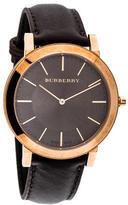 Burberry Slim Watch