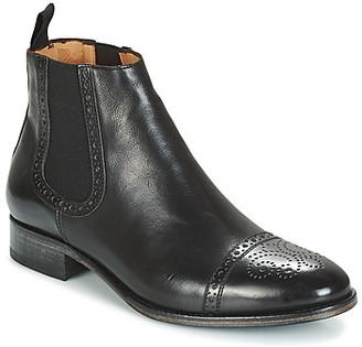 n.d.c. NEW HERITAGE CHELSEA BOOT women's Mid Boots in Black