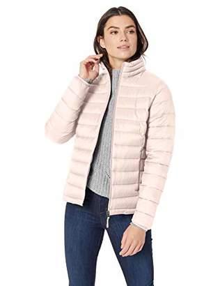 Amazon Essentials Women's Lightweight Water-Resistant Packable Puffer Jacket