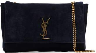Saint Laurent Kate suede shoulder bag