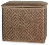 Lamont Home Athena Bench Hamper in Natural