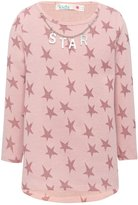 M&Co Star necklace sweater top
