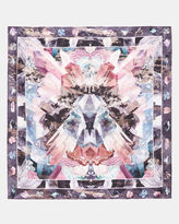 Ted Baker Mirrored Minerals silk square scarf