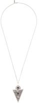 Vanessa Mooney Midnight Pendant Necklace