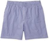 Charles Tyrwhitt Blue and white check swim shorts