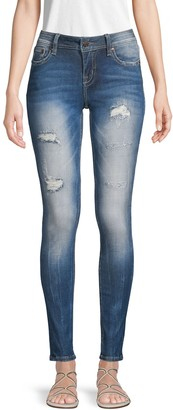 Miss Me Signature Skinny-Fit Jeans