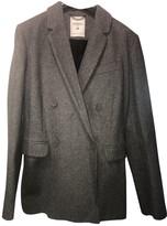 Erdem X H&M X H&m Grey Wool Jacket for Women
