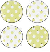 Kate Spade Wickford Orchard Tidbit Luncheon Plates - Set of 4