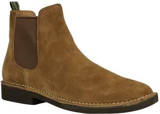 Polo Ralph Lauren Suede Chelsea Boots
