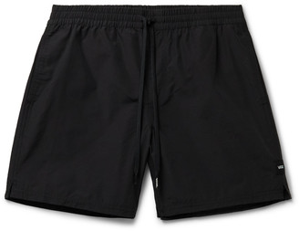 Vans Primary Volley Cotton And Nylon-Blend Shorts