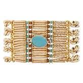 Hipanema Authentic Barak Women's Bracelet in Gold (7.40)