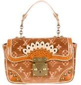 Louis Vuitton Monogram Velours Irvine Bag