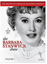 QVC The Barbara Stanwyck Show, Vol. 1 (1960) Three-Disc DVD Set