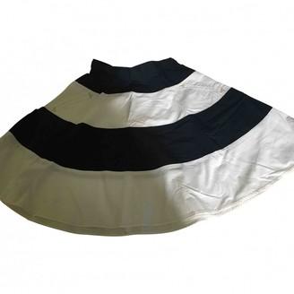 Polo Ralph Lauren Navy Cotton Skirt for Women