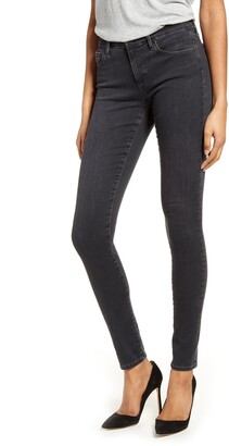 AG Jeans Denim The Legging High Waist Super Skinny Jeans
