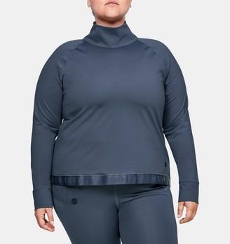 Under Armour Women's UA RUSH ColdGear Long Sleeve