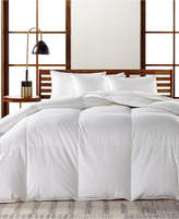 Hotel Collection European White Goose Down Medium Weight Full/Queen Comforter, Hypoallergenic UltraClean Down
