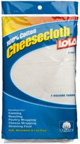 LOLA Cosmetics Cheesecloth, 3-Square Yards