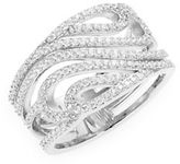 Nadri Pave Cubic Zirconia Ring