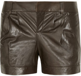 Gryphon Leather shorts