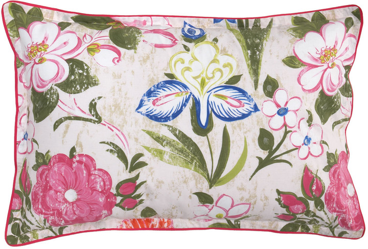 """Horchow """"Lotus Flower"""" Bed Linens"""