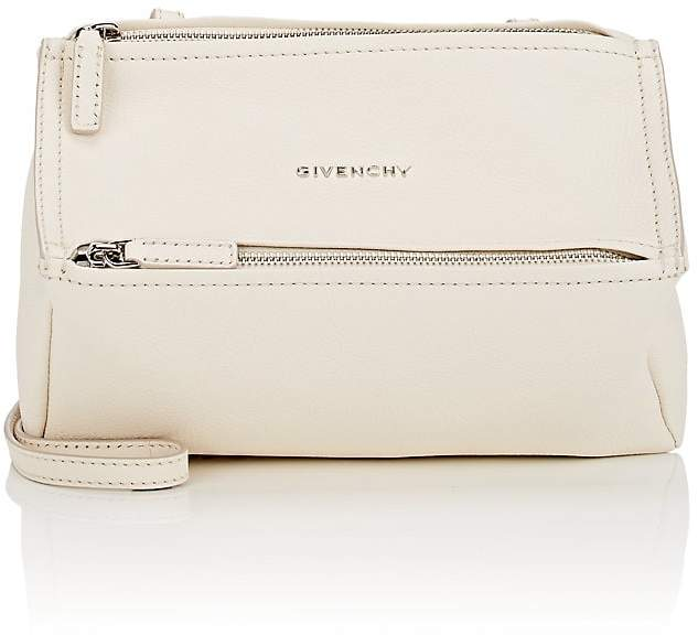 Givenchy Women's Pandora Mini Leather Messenger Bag
